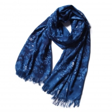 Porter Classic / ポータークラシック | HEART STOLE L - Navy