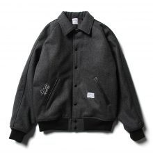 BEDWIN / ベドウィン | AWARD JKT 「RAYAN」 - Charcoal