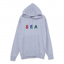 WIND AND SEA / ウィンダンシー | COLOR SEA HOODIE - Gray