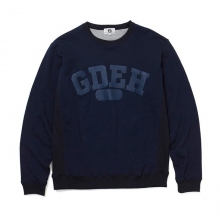 GOODENOUGH / グッドイナフ | THERMO LINING SWEAT SHIRT - Navy
