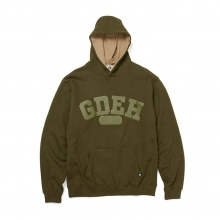 GOODENOUGH / グッドイナフ | THERMO LINING SWEAT HOODIE - O.D
