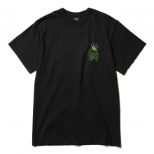STUSSY / ステューシー | Kingston Chapter Pig Dyed Tee - Black