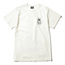 STUSSY / ステューシー | Kingston Chapter Pig Dyed Tee - Natural