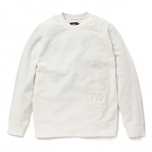 STUSSY / ステューシー | 1st Annual App Crew - Natural ★