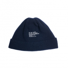 N.HOOLYWOOD / エヌハリウッド | 972-AC01 pieces WATCH CAP - Navy