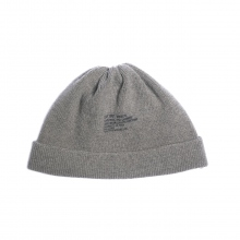 N.HOOLYWOOD / エヌハリウッド | 972-AC01 pieces WATCH CAP - Charcoal