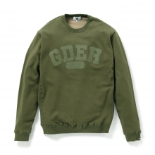 GOODENOUGH / グッドイナフ | THERMO LINING SWEAT SHIRT - O.D