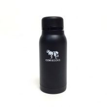 COW BOOKS / カウブックス | STAINLESS BOTTLE - Black