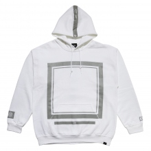 ELVIRA / エルビラ | REFLECT FRAME HOODY - White