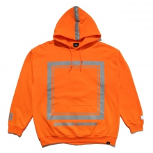 ELVIRA / エルビラ | REFLECT FRAME HOODY - Orange