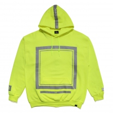 ELVIRA / エルビラ | REFLECT FRAME HOODY - Yellow