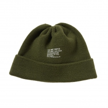 N.HOOLYWOOD / エヌハリウッド | 9202-AC01-pieces WATCH CAP - Khaki