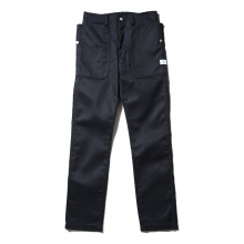 SASSAFRAS / ササフラス | FALL LEAF SPRAYER PANTS - T/C Chino - Navy