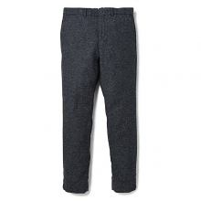 BEDWIN / ベドウィン | 10/L TAPERED FIT TWEED PANTS 「CHARLS」 - Charcoal