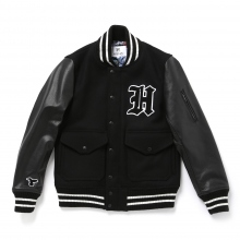 HABANOS / ハバノス | AWARD JACKET - Black
