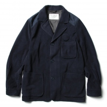 ....... RESEARCH | Mountaineer's JKT. - フリース - Navy