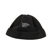 N.HOOLYWOOD / エヌハリウッド | 9211-AC06-pieces WATCH CAP - Black