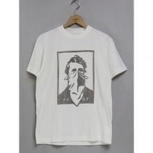 ....... RESEARCH | Print Tee (H.D.T.) - White