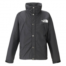THE NORTH FACE / ザ ノース フェイス | Mountain Raintex Jacket - Black