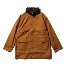 South2 West8 / サウスツーウエストエイト | South2 West8 - Carmel Coat - Paraffin Coating - Brown ☆