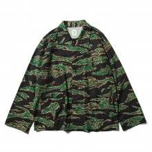 South2 West8 / サウスツーウエストエイト | Hunting Shirt - Flannel Pt. - Tiger
