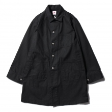 ....... RESEARCH | Shop Coat - Black ☆