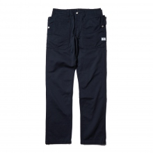 SASSAFRAS / ササフラス | FALL LEAF SPRAYER PANTS - Chino - Navy