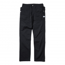 SASSAFRAS / ササフラス | FALL LEAF SPRAYER PANTS - Chino - Black
