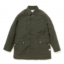 SASSAFRAS / ササフラス | FALL LEAF COAT - 60/40 - Olive ★