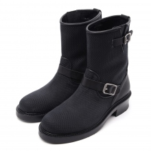 Porter Classic / ポータークラシック | PC KENDO ENGINEER BOOTS - Black