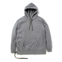 METAPHORE / メタファー | WOOL LIKE FLEECE PARKA - Gray