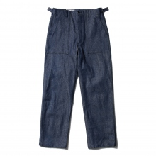 ENGINEERED GARMENTS / エンジニアドガーメンツ | EG Workaday Fatigue Pant - 12oz Denim - Indigo
