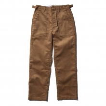 ENGINEERED GARMENTS / エンジニアドガーメンツ | EG Workaday Fatigue Pant - 14W Corduroy - Khaki