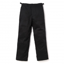 ENGINEERED GARMENTS | EG Workaday Fatigue Pant - 10oz Bull Denim - Black