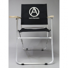 ....... RESEARCH | DEMO GOODS 042 - British Army Chair - Black