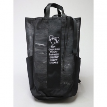 ....... RESEARCH | DEMO GOODS 022 - Tote Pax - Black