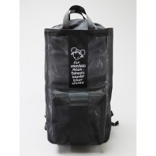 ....... RESEARCH | DEMO GOODS 023 - Tote Pax (Small) - Black