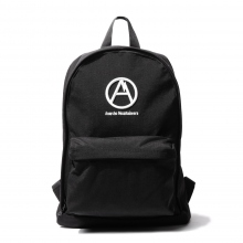 ....... RESEARCH | DEMO GOODS 001 - A.M Pack - Aマーク - Black