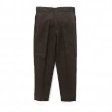 BEDWIN / ベドウィン | 10/L DICKIES 874 T/C PANTS 「THUNDERS」 - Brown