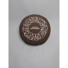 ....... RESEARCH | Wheel Cushion (Small) - Brown