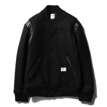 BEDWIN / ベドウィン | MELTON AWARD JKT 「JERRY」 - Black ★
