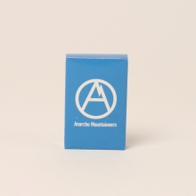 ....... RESEARCH | Playing Cards - Aマーク - Blue