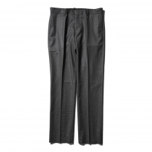 BEDWIN / ベドウィン | 10L TAPERED CANONICO WOOL PANTS 「CHARLS」 - Gray