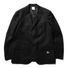BEDWIN / ベドウィン | 3B CANONICO WOOL TAYLOR JACKET 「MICHAEL」 - Black ★