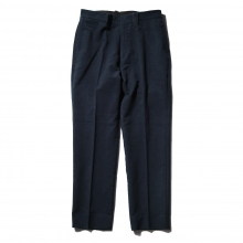 10/L COTTON MOLESKIN PANTS 「THUNDERS」 - Navy