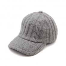 HABANOS / ハバノス|ALAN KNIT B.B CAP - Gray