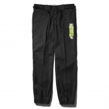 BEDWIN / ベドウィン | 10L DICKIES JOGGER PANTS 「RENE」 - Black