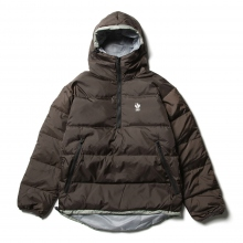 ....... RESEARCH | Puff Parka - Brown