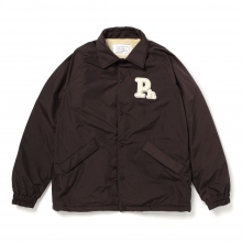 ....... RESEARCH | Coach Jacket - Brown