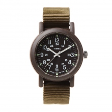 TIMEX / タイメックス | Over-Size Camper - Olive